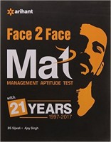 Face To Face MAT With 21 Years(1997-2017) 0.0(English, Paperback, BS Sijwalii | Ajay Singh)