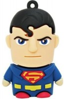 View Green Tree Fancy SuperMan 16 GB Pen Drive(Multicolor) Laptop Accessories Price Online(Green Tree)