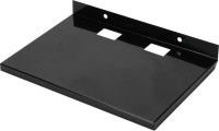View Masterfit Iron Wall Shelf(Number of Shelves - 1, Black) Furniture (Masterfit)