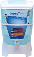 Livpure LIVPURE FIT 17 L Gravity Based Water Purifier(Sea Green)