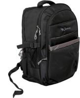 Kuber Industries Waterproof School Bag(Black, 30 L)