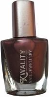 kwality Kwality-Nail Polish High P1 Brown(8 ml) - Price 120 39 % Off