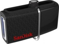 SanDisk Ultra Dual USB Drive 3.0 32 GB Pen Drive(Black)