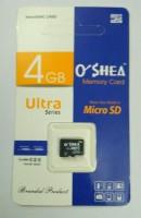 OSHEA ULTRA 4 GB MicroSDHC Class 6 70 MB/s Memory Card