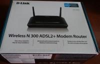 D-Link DSL-2750 U Router(Black)