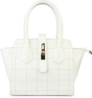 Do Bhai Hand-held Bag(White)