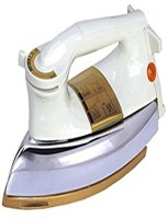 View Pigeon Gale Dry Iron(White) Home Appliances Price Online(Pigeon)