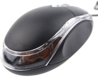 View Onsmobs Allen Optical Mouse Wired Optical Mouse(USB, Black) Laptop Accessories Price Online(Onsmobs)