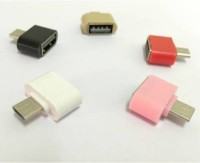 View Ejebo Micro USB OTG Adapter(Pack of 5) Laptop Accessories Price Online(Ejebo)