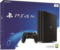 Sony Playstation 4 Pro - PS4 (Black, 1TB)