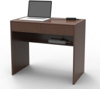 View Perfect Homes by Flipkart Fermi Study Table(Free Standing, Finish Color - Wenge) Furniture (Perfect Homes by Flipkart)