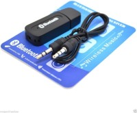 View Voltegic ® Bluetooth Audio Receiver USB Adapter CR-BT-114 Bluetooth(Black) Laptop Accessories Price Online(Voltegic)