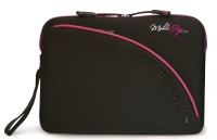 Mobile Edge MESSU1-8.9X Laptop Bag(Black)