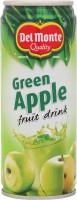 Del Monte Green Apple Fruit Drink(240 ml)