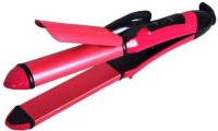 Maxel Styler NHC 2009,2 in 1, M02 Hair Straightener(Pink)