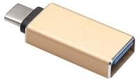View VU4 USB Type C OTG Adapter(Pack of 1) Laptop Accessories Price Online(VU4)