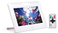 Maxed 10inch Digital Photo frame With LCD Screen 10 inch TFT LCD(128 MB, White)