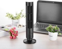 View Capstone Tower Fan ZR-36 USB Fan(Black) Laptop Accessories Price Online(Capstone)