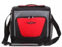 Hobie H101729111BlackRed Multipurpose Bag(Black, 5 L)