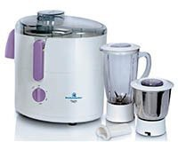Kelvinator Pearl KJM 4522 500 Juicer Mixer(Purple, 2 Jars)