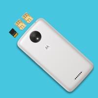 Moto C Plus (Fine Gold, 16 GB) (2 GB RAM)#OnlyOn Ludhiana store