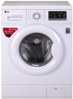 LG 7 kg Fully Automatic Front Load Washing Machine White(FH0G7QDNL02)