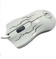 View DDice Lighting Mouse Wired Optical Mouse(USB, White, Black) Laptop Accessories Price Online(DDice)