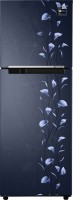 10 Year Warranty - Samsung 253 L Frost Free Double Door Refrigerator