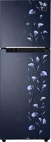 Samsung 253 L Frost Free Double Door 2 Star Refrigerator(Tender Lily Blue, RT28M3022UZ/NL/RT28M3022UZ/HL)