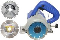 Digital Craft cutting machine (1200 W) (11000 RPM) (110 mm) for wood/marble/tile/granite FREE BOSCH 2 wheels Handheld Tile Cutter(1200 W)