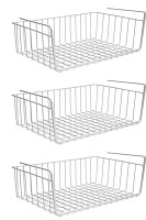 View JVS Undershelf Basket Large - 16