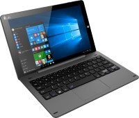 i-Life ZED Series Atom Quad Core - (2 GB/32 GB EMMC Storage/Windows 10 Home) ZED Book 2 in 1 Laptop(10.1 inch, Grey)