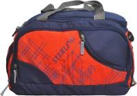 Sterling SBM_343 Travel Duffel Bag(Blue, Red)