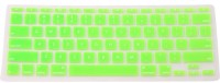 View Avenue Keyboard Protector Laptop Keyboard Skin(Green) Laptop Accessories Price Online(Avenue)