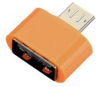 View Ejebo Micro USB OTG Adapter(Pack of 1) Laptop Accessories Price Online(Ejebo)