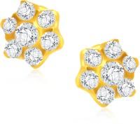 Karatcraft Nakshat Yellow Gold 18kt Stud Earring