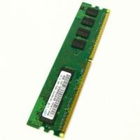 SAMSUNG DDR2 DDR2 1 GB (Single Channel) PC (Samsung Original DDR2 1Gb PC RAM)(Green)