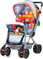 LuvLap Sunshine Baby Stroller - Stripes(3, Multicolor)