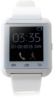 A Connect Z U8SW301-1 phone Smartwatch(White, Strap)