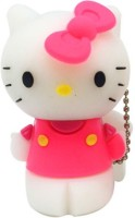 View Green Tree Hellokitty fancy 16 GB Pen Drive(White, Pink) Laptop Accessories Price Online(Green Tree)