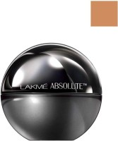 Lakme Absolute Mattreal Skin Natural Mousse SPF8 Foundation(Golden Medium 03, 25 g)