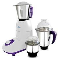 Kelvinator Winstar KMG 5535 550 Mixer Grinder(Purple, 3 Jars)