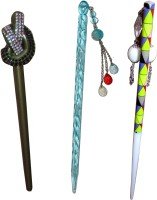 Anokhi Ada Juda Stick Hair Accessory Set(Multicolor) - Price 450 77 % Off