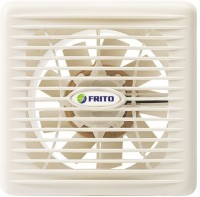 View FRITO AZURE 4'' 9 Blade Exhaust Fan(White) Home Appliances Price Online(Frito)