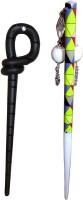 Yashasvi Juda Stick Hair Accessory Set(Multicolor)