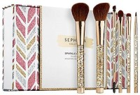 Sephora Collection Sparkle & Shine Brush Set ~(Pack of 6) - Price 18247 35 % Off