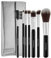 Sephora Collection Deluxe Antibacterial Brush Set $145.00 Value, New!(Pack of 8) - Price 18687 32 % Off