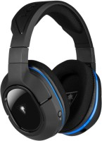 Turtle Beach Stealth 400 Headset with Mic(Black, Over the Ear)