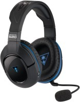 Turtle Beach Stealth 520 Headset with Mic(Black, Over the Ear)