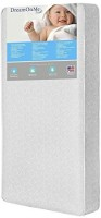 Dream On Me Bon Nuit Crib And Toddler 252 Coil Mattress(Multicolor)